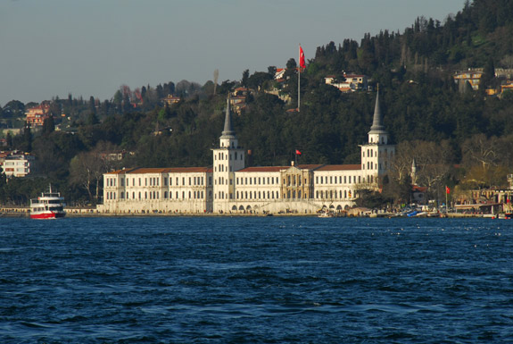 KULELİ / MILITARY TOWER HIGH SCHOOL 2009